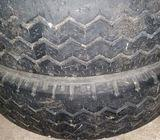 Michelin tyres 215/75R/16