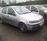 Fiat Punto 00 to 02 parts