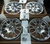 19'' GENUINE Brand New BBS MotorSport Alloy Wheels - BARGAIN