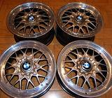 Genuine 17'' BBS RC041 & RC042 or BMW Styling 29