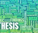 Do you need help with your thesis or dissertation?
