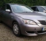 Parts for Mazda 3's x4 (OCG Spares)