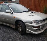Parts for Subaru Impreza (OCG Spares)