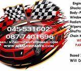 New & Used Auto Parts, Based  Town, Wll Deliver Nationwide