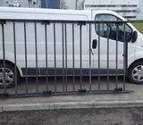 Rhino roof rack for Primastar-Trafic-Vivario