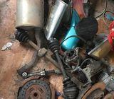 Toyota cynos parts