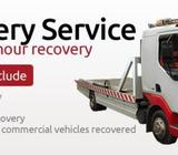 Vehicle recovery from €50