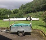 DOUBLE ROAD TRAILER FOR SALE