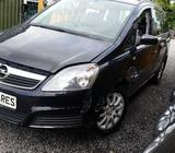 Parts for Opel/Vauxhall Zafira B 06 onwards @ OCG Spares
