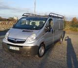 2007Opel Vivaro 2,0brand new DOE ,6 speed gearbox