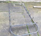 renault kangoo/kubistar roof rack with roller