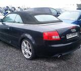 Audi A4 Convertibles's 01-07 for Parts @ OCG Spares
