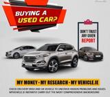 Buying a used car in  or the UK ? MyVehicle.ie